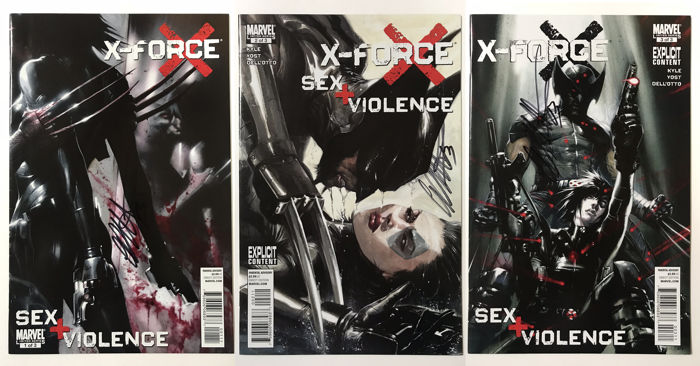 X force sex and violence pic 74