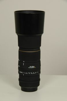 Sigma 135-400mm 4.5-5.6 APO DG for Canon