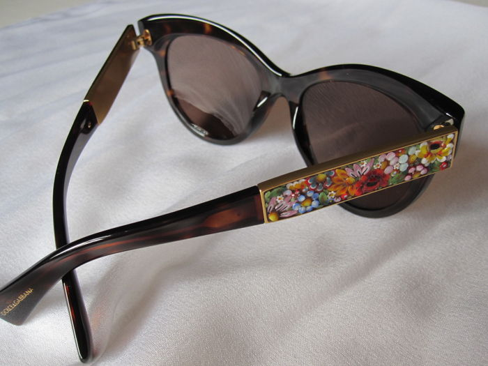 Dolce   Gabbana Mosaico Collection DG 4215 Sunglasses - Catawiki 3fff209541417