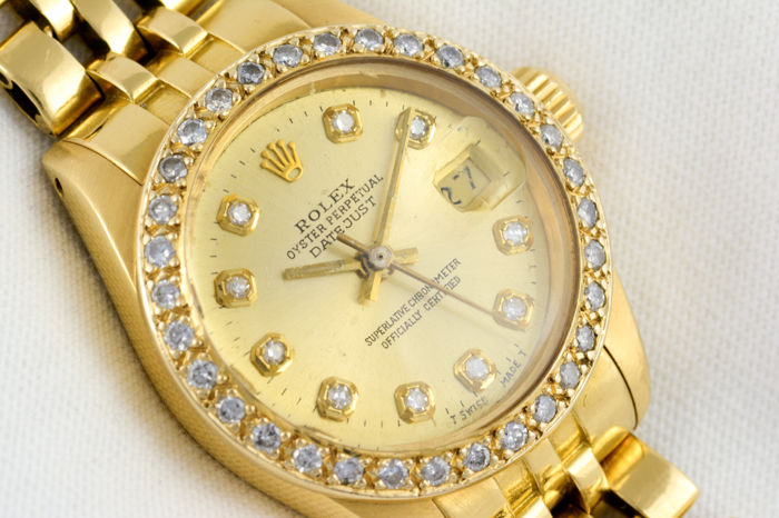 Rolex - Oyster Perpetual Datejust  - 6917  - 1980-1989