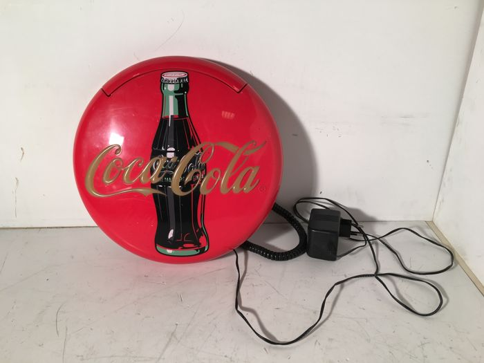 Coca Cola Telephone - Longwood Industries -  1996