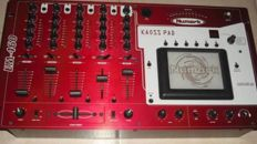 Numark EM460 DJ Mixer with Kaoss Pad