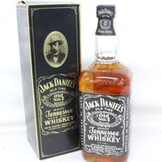 Jack Daniels Old time No. 7  - early 1990s