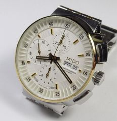 Mido - All Dial Chronometer Chronograph - M8360 - Men - 2011-present