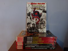 Marvel - Spider-Man TPB's - 12x sc - first printing (2010/2015)