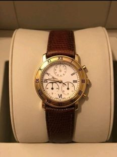 Baume & Mercier - NOS Transpacific Chronograph Solid 18k - 86604 - Dames - 2000-2010