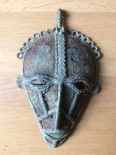 Death Mask-DOGON-Mali