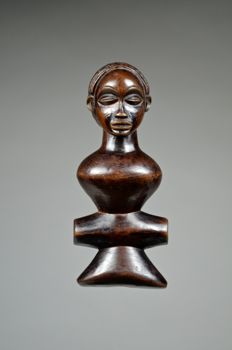 Figurative whistle - CHOKWE - Angola / Democratic Republic of Congo