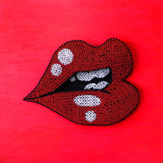 Alessandro Padovan (SCREW ART 3D) - LIPS POP 3D
