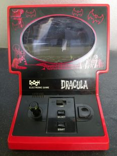 Epoch Dracula tabletop videogame-Made in Japan 1982