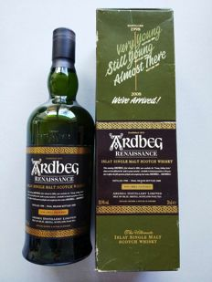 Ardbeg Renaissance - Original bottling - 10 Year Old