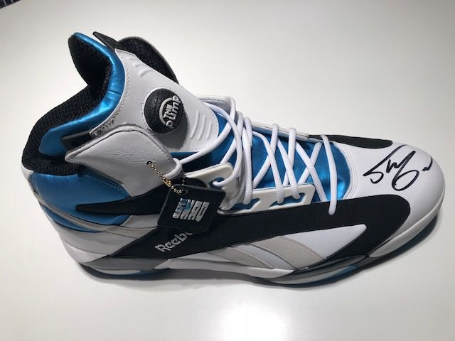 reebok shaquille o'neal shoes
