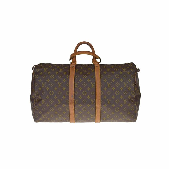 125470f3a126 Louis Vuitton - Monogram Keepall 50 Weekend Bag -  No Minimum Price  -  Vintage