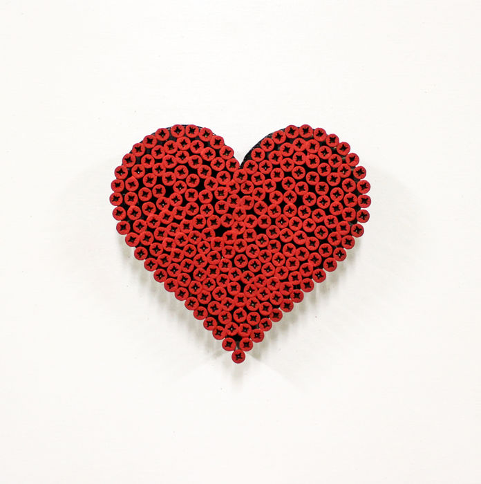 Alessandro Padovan (SCREW ART 3D) - HEARTS 3D