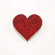 Alessandro Padovan (SCREW ART 3D) - HEART 3D