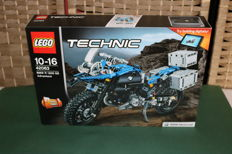 Technic - 42063 - BMW R 1200GS Adventure