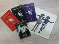 Ed Van Der Elsken - Lot with 5 books - 1955/1985