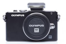 Olympus PEN E-PL3 14-42mm Full HD and 12.3 megapixels