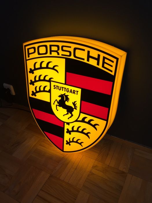 Decoratief object - Porsche