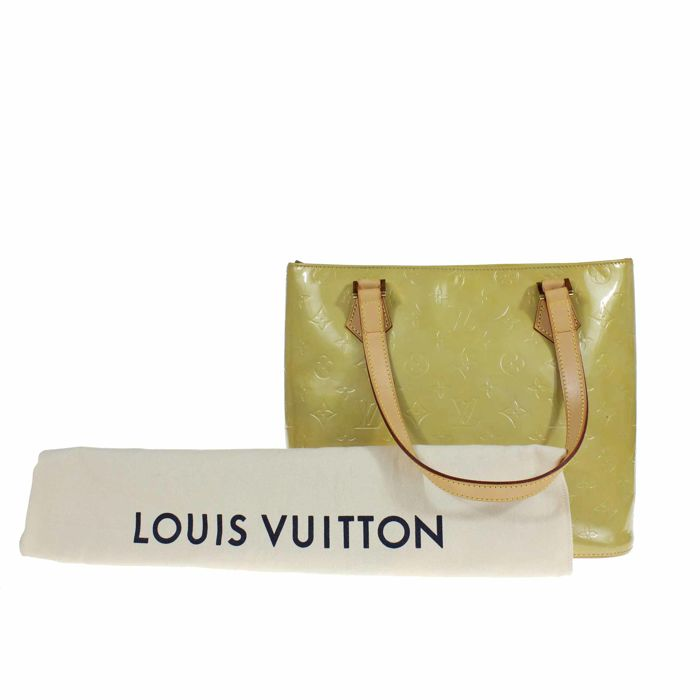 c4e84a5fc Louis Vuitton - Houston Vernis Saco de compras - Vintage - Catawiki