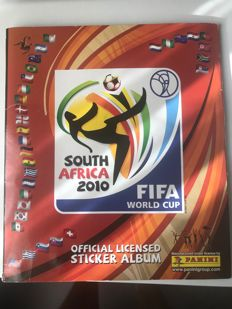 Panini - World Cup 2010 South Africa - Complete album