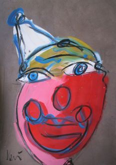 Peter Keil - THE PINK CLOWN XXL