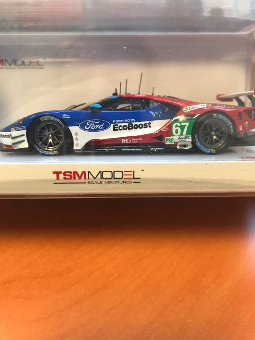 TSM - Scale 1/43 - Ford GT 2016 #67 Le Mans