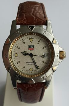 TAG Heuer - Professional - (Ref.955.713G) - Gent's - 2000-2010