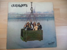 The Outsiders - Rare LP of a Dutch Beat Group from the sixties