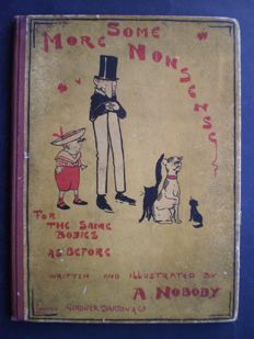 A. Nobody (= Gordon Browne) - Some more nonsense for the same bodies as before - 1896