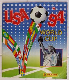 Panini - World Cup 1994 USA - Álbum completo.