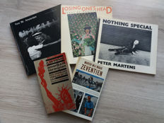 Dutch Photobooks - Lot with 5 books - 1958 / 1986 - 1981