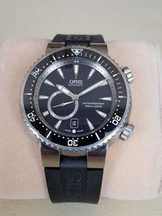 Oris - Divers Titan 1000m C Small Second Date 47mm  - 7638 - Men - 2012
