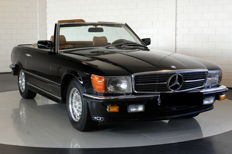 Mercedes-Benz - 380SL - 1985