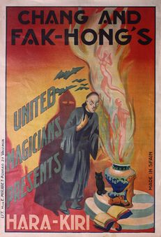 Anonymous – Chang and Fak-Hong's United Magicians Presents Hara Kiri –  1928