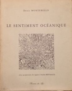 Denis Montebello,  André Reynaud - Le Sentiment océanique - 1988