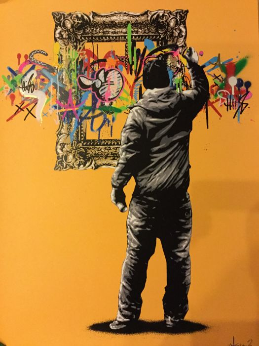 "Martin Whatson - ""Framed"""