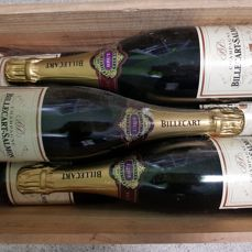 Billecart-Salmon Brut Reserve Old Bottling - 6 bottles (75cl) In Original Wood Case