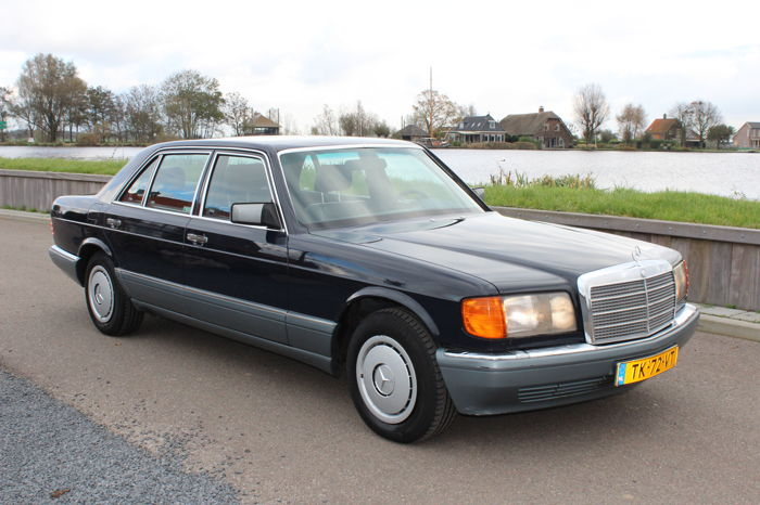 mercedes benz 300 sel w126 1988 catawiki