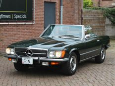 Mercedes-Benz - 350SL R107 - 1972