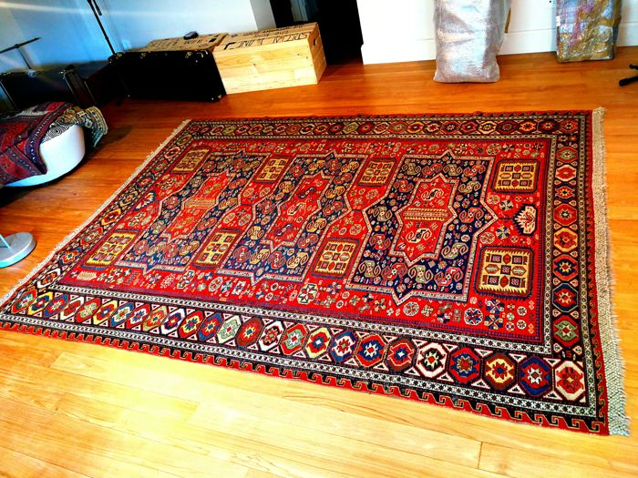 Antique Sumakh Kuba, 280 x 210, in excellent condition