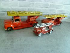 Tipp & Co, Germany - 3 fire engines