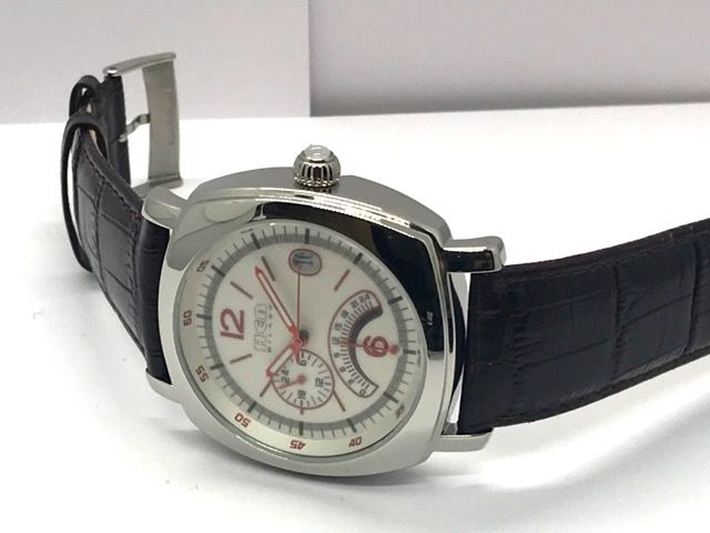 HEB Milano  - Stainless Steel Men's watch - I9376-WHT/RED  - 男士 - 2011至今