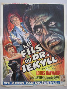 Anonymous - The Son of Dr. Jekyll - 1951