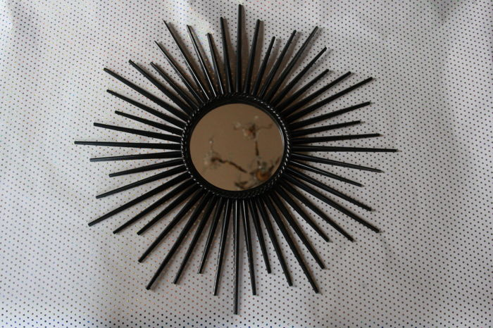 French sun mirror Chaty Vallauris, France, 1960s