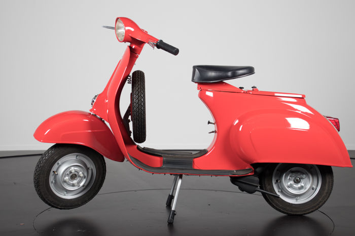 piaggio vespa l 3m 50 cc 1966 catawiki. Black Bedroom Furniture Sets. Home Design Ideas