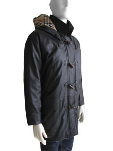 Burberry - Lambleather Brockhurst Jacket