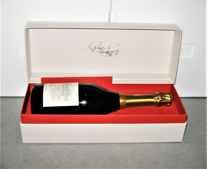 Champagne Deutz 2010 - 'Hommage à William Deutz' - Pinot Noir, Parcelle d'Ay - 1 bottle (75 cl) in gift box