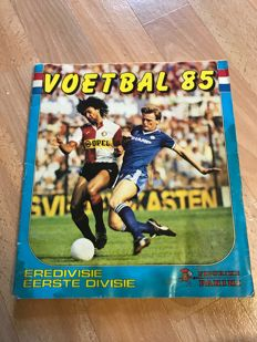 Panini - Voetbal 85 - Dutch Eredivisie and first division 1984 / 1985 - Complete album