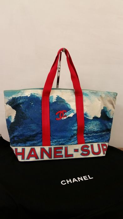 Chanel - Surf Collection Beach  Szállítótáska